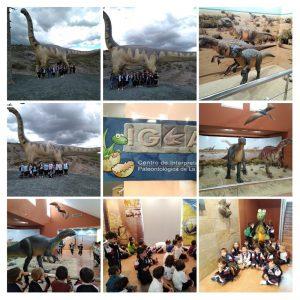 ¡¡¡Nuestra gran aventura con los dinosaurios!!!