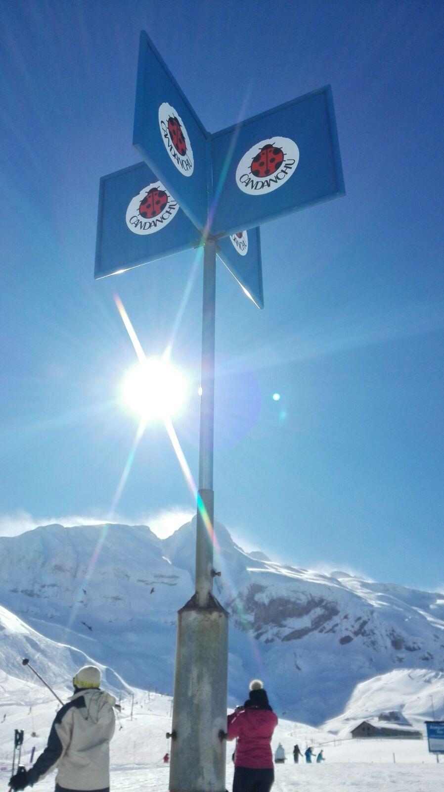 Campaña de Esquí Escolar 2018