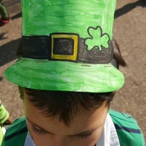 Celebración de Saint Patrick's Day